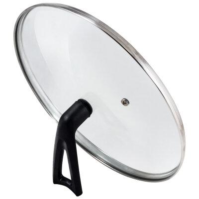 Крышка 24 см VETRO-SPECIAL Mallony стекло с бакелитовой ручкой
