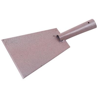 Скребок для льда и снега с тулейкой 24 мм ширина 150 мм без черенка, Заря
