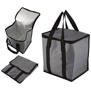 Термо сумка 18 л серая арт.007692 Lesnikovo
