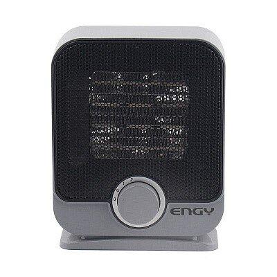 Тепловентилятор Engy PTC-319 черный 1500 Вт керамический  нагревательный элемент