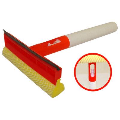 Стекломой с раcпылителем WS-01-S размер щетки 19.5 см, общая длина 32 см