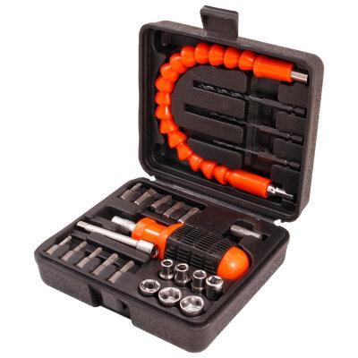 Набор инструментов с гибким приводом 24 предмета Park NABIN10