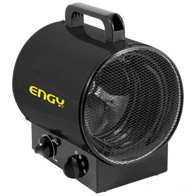 Тепловентилятор пушка для помещения 2 кВт ENGY EN-2R(M) круглая регулируемый термостат