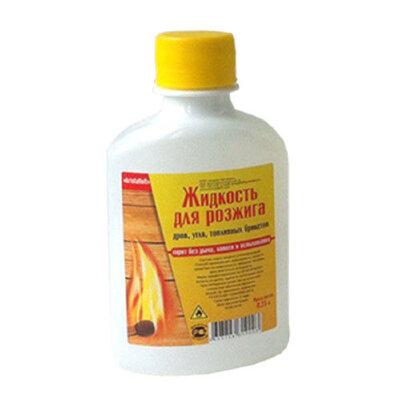 Жидкость для розжига 0.25 л Kristalloff