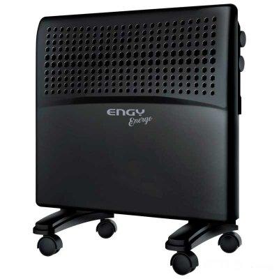 Конвектор напольный электрический черный 500 Вт ENGY EN-500EB energo