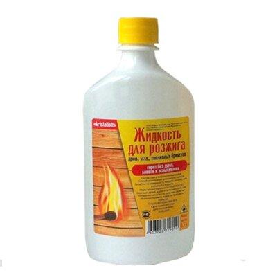 Жидкость для розжига углей 0.5 л Kristalloff