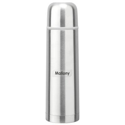 Термос 0.5 л Mallony SOLIDO стальной