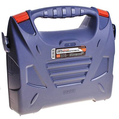 Кейс для инструментов пластиковый пустой 42x36x14 см BR3717 Blocker ELEKOFFER 16 дюймов