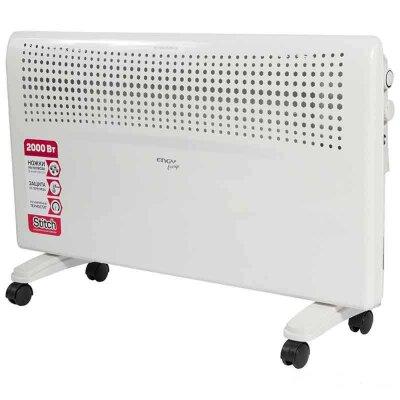 Конвектор напольный электрический 2500 Вт ENGY EN-2500E energo белый