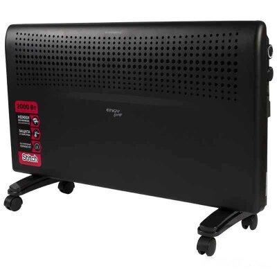 Конвектор напольный электрический 2000 Вт ENGY EN-2000EB energo черный