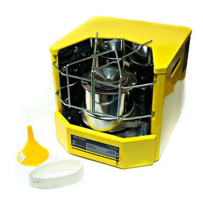 Чудо печка на солярке (солярогаз) на  2.6 кВт Aeroheat HA S2600 boxer М