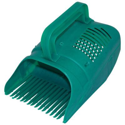 Ягодосборник универсальный пластиковый PARK, Зеленый