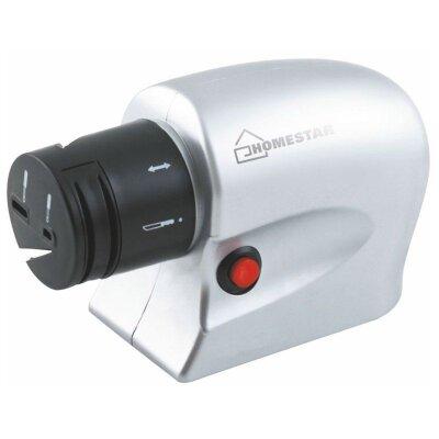 Электроточилка HOMESTAR HS-2025 для кухонных ножей и ножниц 20 Вт