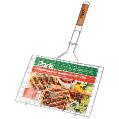 Решетка для гриля и барбекю PARK RD-104 35х25х1.5 см на мангал