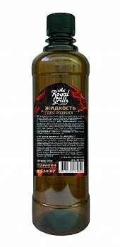 Жидкость для розжига парафин 0.5 литра 80-095 RoyalGrill