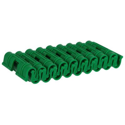 Клипсы для парника 12 мм на 9 см 18 шт в упаковке