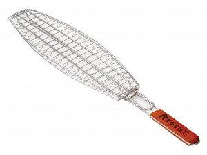 Решётка для жарки рыбы на гриле Regent 93-PIC-74-1 43х14 см