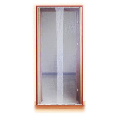 Сетка от насекомых на дверь Рыжий КОТ MDN-02 100х210 см с утяжелителем