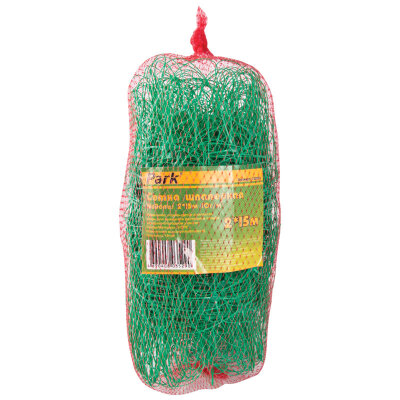 Сетка шпалерная для вьющихся растений 2*15 м 10 г/м2 PARK