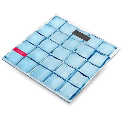 Весы напольные электронные домашние до 180 кг Energy EN-419E точность 100 грамм стеклянные