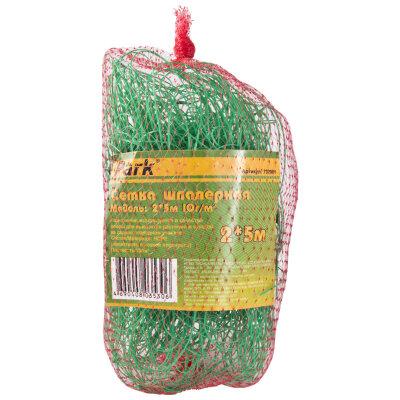 PARK Сетка шпалерная 2*5 м для огурцов и вьющихся растений 10 г/м2