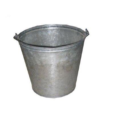 Ведро оцинкованное 7 литров