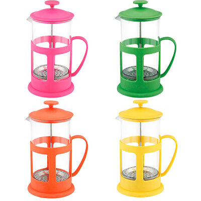 Кофе пресс 600 мл Mallony PFP01-600ML в пластиковом корпусе