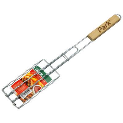 Решетка гриль для сосисок и колбасок PARK RD-169 17х9 см, 50 см