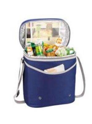 Переносная холодильная сумка для продуктов 16 л ECOS ML35-16L 29х18х32 см