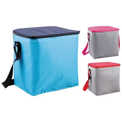 Сумка холодильник для продуктов 15 л CB-50 с плечевым ремнем 27х21х29 см