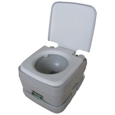 ECOS CHH-3110 Био туалет жидкостной портативный, 10 л с поршневым насосом