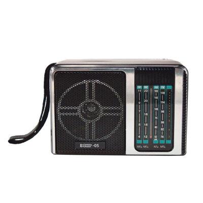 Радиоприемник Эфир-05, УКВ 64-108МГц, бат.4*АА (не в компл.)