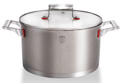 Berlinger Haus ВН-1332 Кастрюля 5 литров с крышкой 24 см