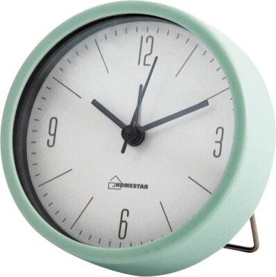 Будильник круглый громкий HOMESTAR HC-01 9 см