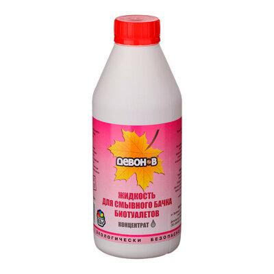 Девон-В Жидкость моющая 0.5 литра для верхнего бачка биоунитаза