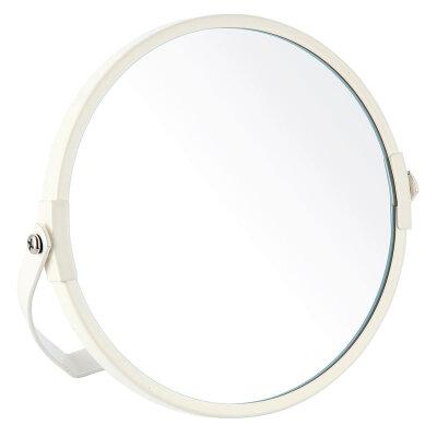 Зеркало косметическое Рыжий КОТ M-1602P увеличительное 15 см 2х стороннее 2х кратное