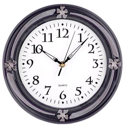 """Часы круглые настенные 27 см MAXTRONIC MAX-8302 """"Звездная  ночь"""" кварцевый механизм на батарейке"""