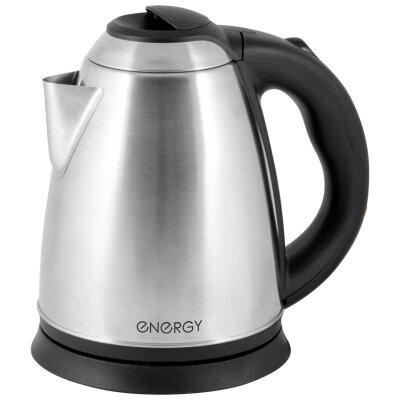 Чайник электрический нержавеющая сталь 1.7 л ENERGY E-291 1500 Вт
