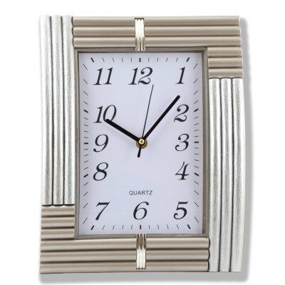 """MAXTRONIC MAX-8624 """"Изящество"""" Часы настенные прямоугольные 24х30 см"""