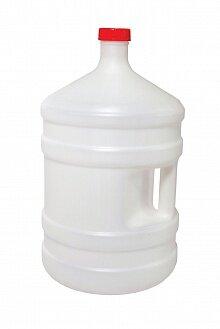 Канистра бутыль с ручкой 20 л М267 пластиковая высота 50 см