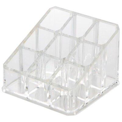 Органайзер пластиковый для косметики Стандарт 9.2x9.2x6.6 см