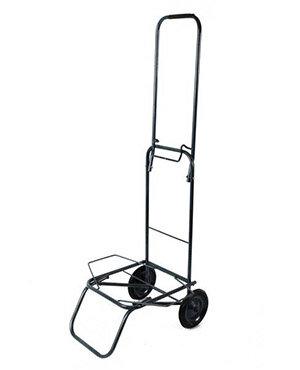 Тележка складная хозяйственная до 30 кг ТР-2М на металлических колесах