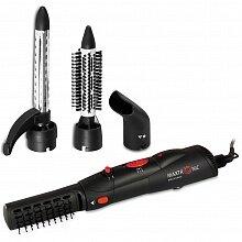 Фен с наcадками MAXTRONIC MAX-D1755 для укладки волос