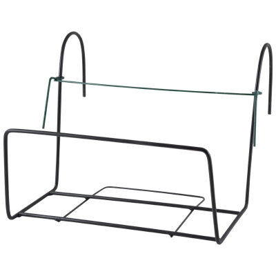 Подставка металлическая для балконного цветочного ящика