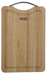 Доска разделочная деревянная с металлической ручкой 35x23.5 см Regent 93-BO-2-07