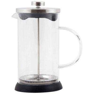 Заварочный чайник пресс 1000 мл GFP01-1000ML цвет - черный