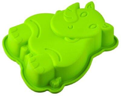 Форма силиконовая для выпечки кекса «Носорог» Regent 93-SI-FO-73 , 20x15x4.5 см