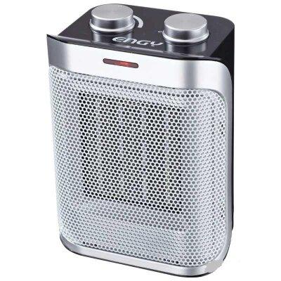 Обогреватель керамический с вентилятором  Engy PTC-305 1500 Вт 19x13x24 см