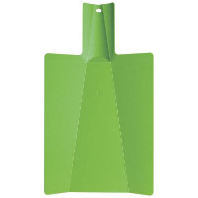 Доска разделочная CB-MINI Mallony складная с ручкой 38х22 см , Зеленая