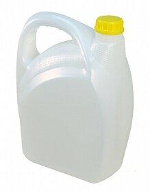 """Пластиковая канистра для пищевых продуктов 5 л """"Капля"""""""
